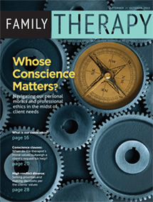 Family Therapy Magazine